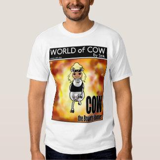 Cow the Bounty Hunter T-shirt