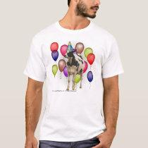 Cow Theme Birthday T-Shirt