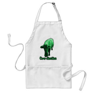 Cow-thulhu Adult Apron