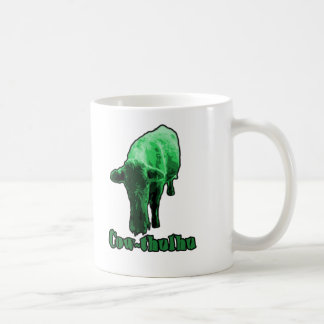 Cow-thulhu Coffee Mug