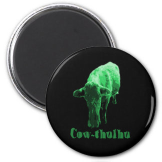 Cow-thulhu Magnet