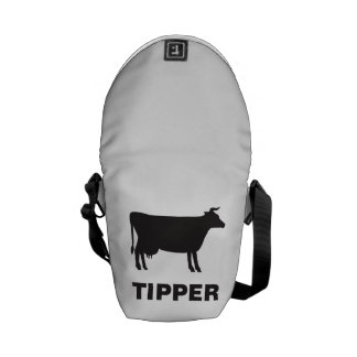 Cow Tipper Courier Bags