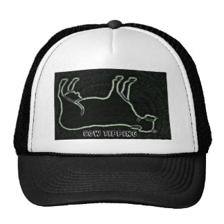 Cow Tipping Trucker Hat