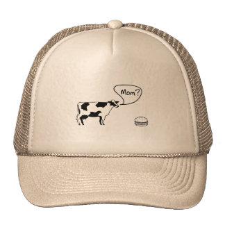 Cow to Burger Trucker Hat