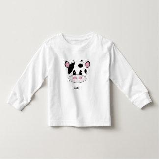 Cow toddler shirt