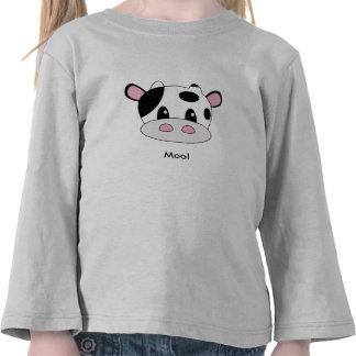Cow toddler shirt shirts