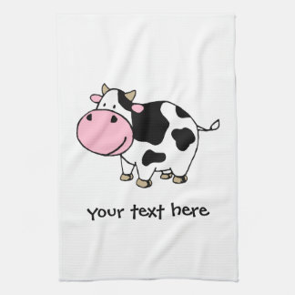 Cow Towels