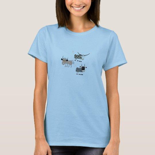 Cow Trio T-Shirt