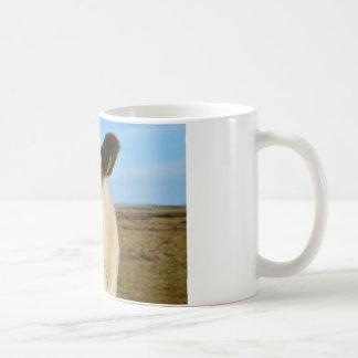 Cow up close coffee mug