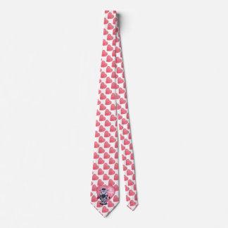 Cow Valentine's Day Tie