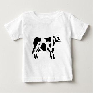 Cow Vintage Wood Engraving T-shirt