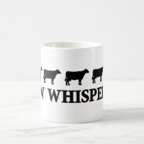 Cow Whisperer Coffee Mug