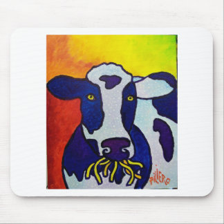 Cow Wow piliero Mouse Pad