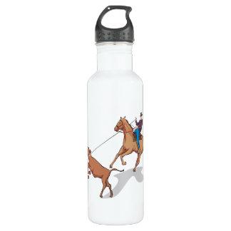 Cow Wrangling 2 Water Bottle