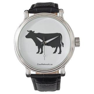 Cow Wrist Watch