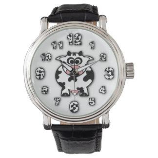 Cow Wristwatch