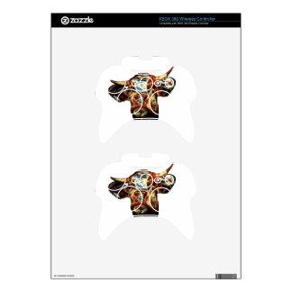 Cow Xbox 360 Controller Decal