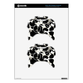 cow xbox 360 controller skin