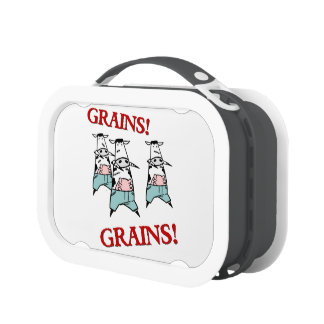 Cow Zombies Lunch Box