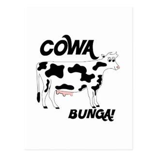 Cowa Bunga Postal