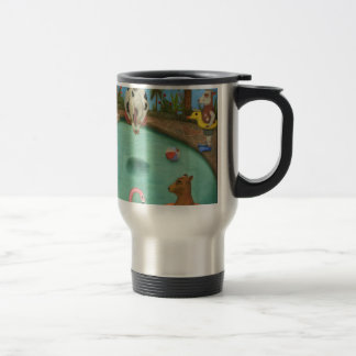 Cowabunga Travel Mug
