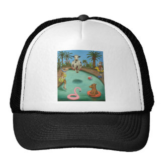Cowabunga Trucker Hat