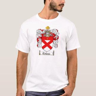 COWAN FAMILY CREST -  COWAN COAT OF ARMS T-Shirt