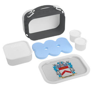 Coward Coat of Arms - Family Crest Yubo Lunchbox