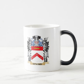 Coward Coat of Arms - Family Crest 11 Oz Magic Heat Color-Changing Coffee Mug