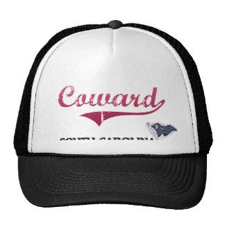 Coward South Carolina City Classic Trucker Hat
