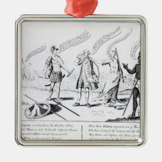 Cowardice Rewarded or the Devil will have his Metal Ornament