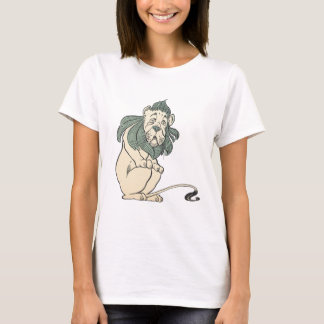 Cowardly Lion, Wizard of Oz T-Shirt