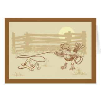 Cowbird Card