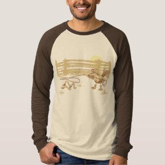 Cowbird Long Sleeve Raglan T Shirt