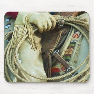 Cowboy 10 mouse pad