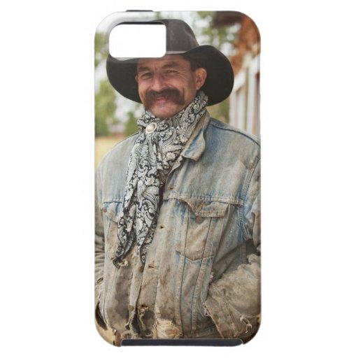 Cowboy 14 iPhone 5 cases