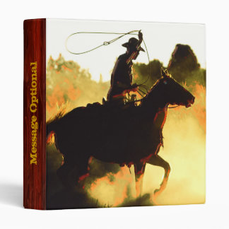 Cowboy 1 Binder