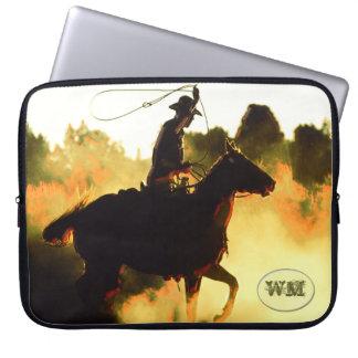 Cowboy 1 Laptop Sleeve