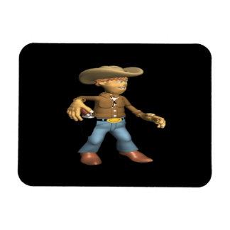 Cowboy 2 flexible magnets