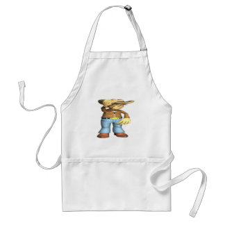 Cowboy 4 adult apron