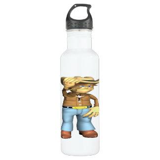 Cowboy 4 water bottle