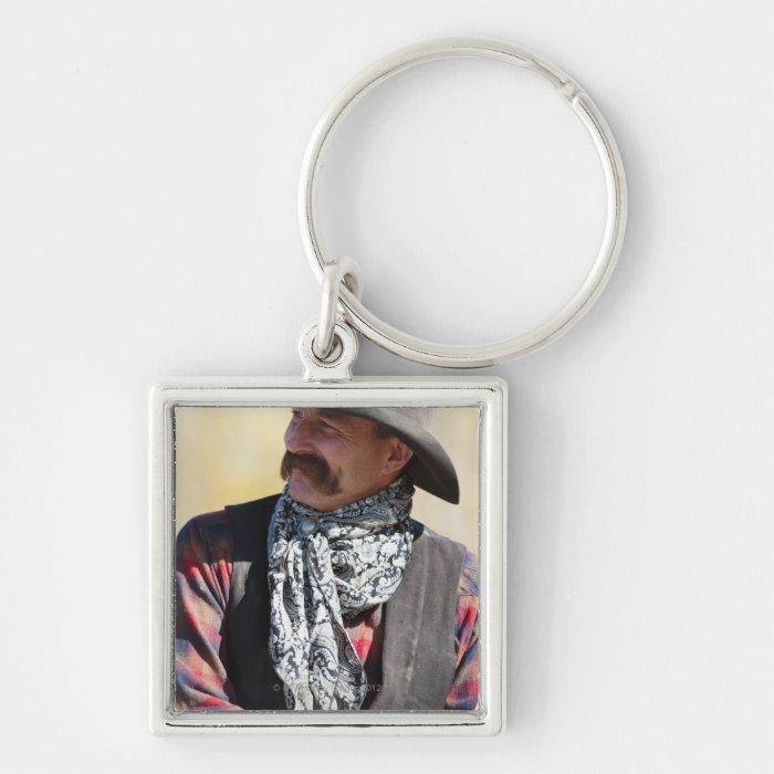 Cowboy 5 keychain