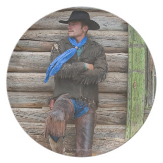 Cowboy 6 plate