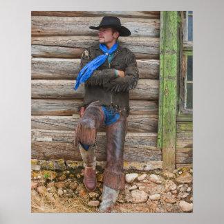 Cowboy 6 poster