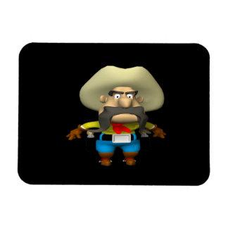 Cowboy 6 flexible magnet