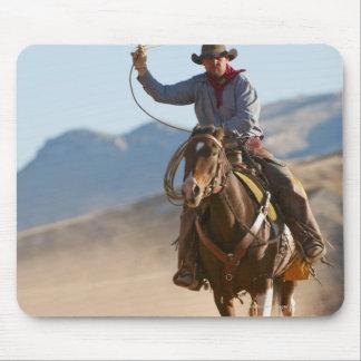Cowboy 7 mouse pad