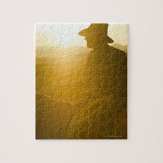 Cowboy 9 jigsaw puzzle