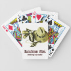 Cowboy Action Shooting Fast Draw Playing Card Deck