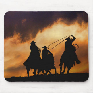 Cowboy and Cowgirl Gift Sutff Mouse Pad