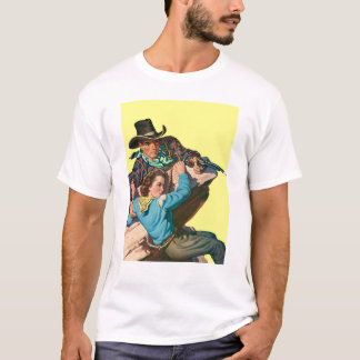 Cowboy and Cowgirl T-Shirt